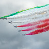 Frecce Tricolori - Italian Display Team - AT-339A - RIAT - RAF Fairford (July 2019)