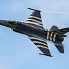 F16 Falcon - FA-057 - 350 Sqn - 75th D-Day - Belgian Airforce - RIAT - RAF Fairford (July 2019)