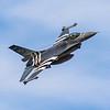 F16 Falcon - FA-124 - 349 Sqn - 75th D-Day - Belgian Airforce - RIAT - RAF Fairford (July 2019)