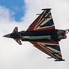 "RAF Typhoon Display - ZJ914 - ""BlackJack"" - Flt Lt James Sainty - ""Anarchy 1""  - Ragley Hall (June 2021)"