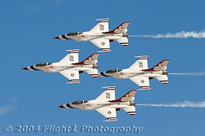The Thunderbirds Photo Pass