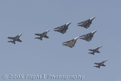 The Fleet Fly by is a NAS Oceana tradition