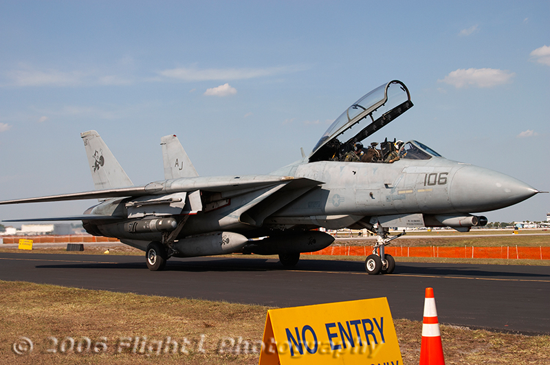 The Tomcatters are the last Tomcat squadron. They were also the first.