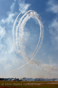 Follow-the-Leader by the AeroShell Aerobatic Team