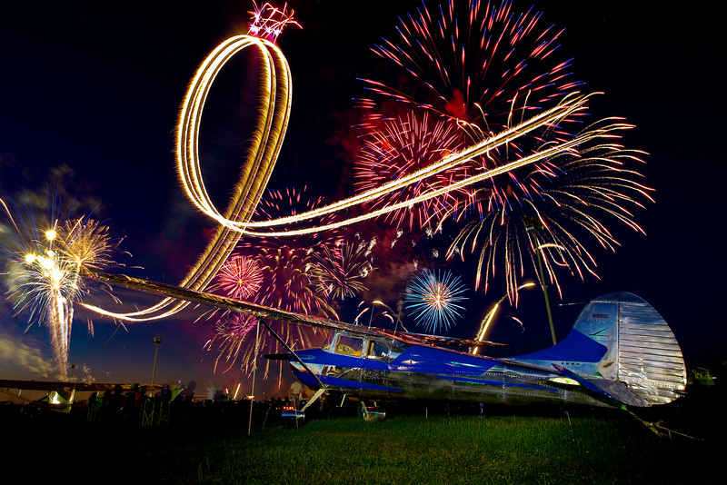 Airventure Night Show