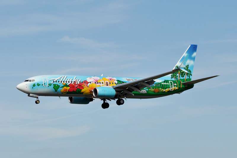 """N560AS<br /> """"Spirit of the Islands""""<br /> <br /> 8/21/15 BWI"""