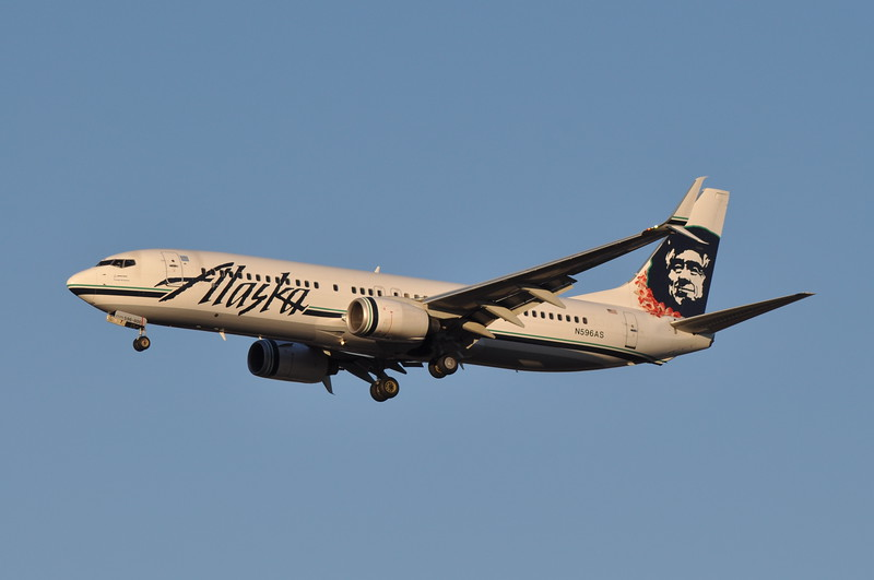 N596AS<br /> <br /> 11/15/14 BWI