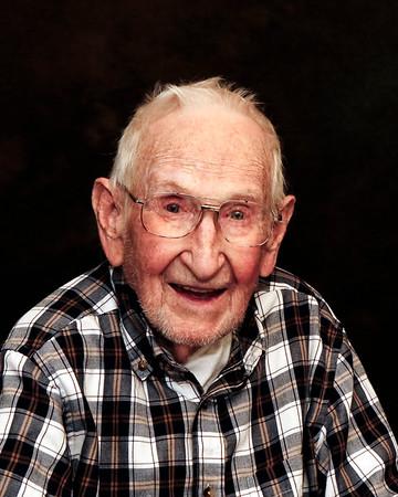 Albert McMahan - B-17 Tail Gunner - Great American Hero