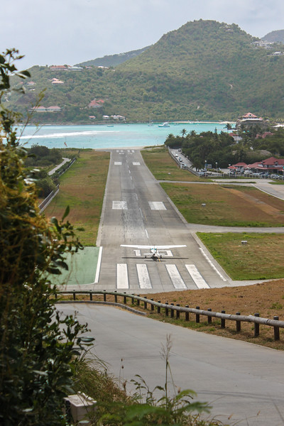 Saint Barthélemy Airport