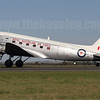 Another HARS participant at Avalon was C-47/DC-3 VH-EAF, painted in the guise of the RAAF's A65-94.