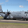 Dyess AFB's contingent at Avalon consisted of 2 B-1s and this C-130J hot off the factory floor. According to its crew 08-3174 of the 317th Airlift Group only has 47 flight hours on the clock, most of it accrued flying from Texas to Australia!