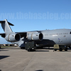 RAAF C-17A Globemaster III A41-206. Australia has ordered a fifth C-17, whose fleet has performed sterling service in support of global operations as well as humanitarian assistance and disaster relief