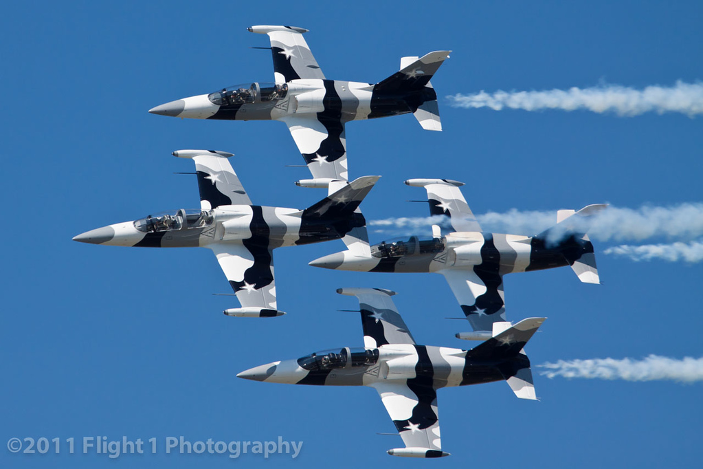 The Black Diamond Jet Team