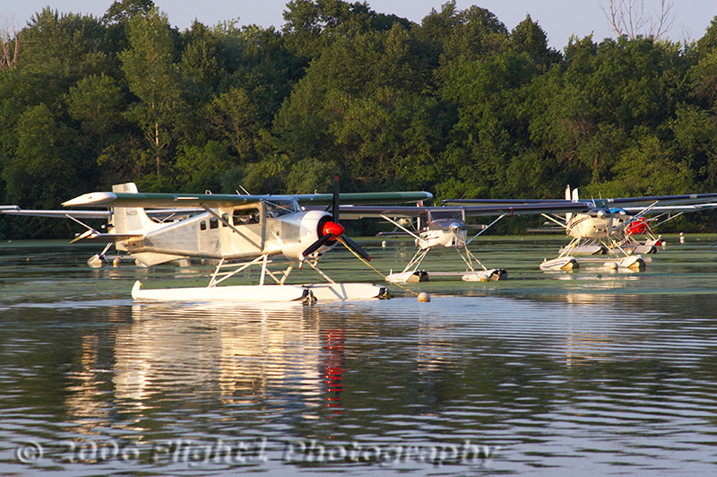 The EAA Seaplane Base