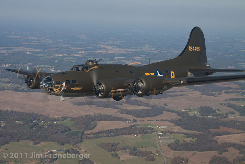 "The B-17 Flying Fortress ""The Movie Memphis Belle"""