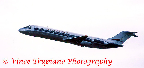 Allegheny Airlines DC-9
