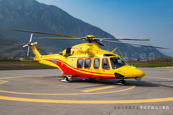 Trento - Rescue Helicopters