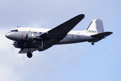 Douglas C-47B-10-DK, N1350M  cn 349081