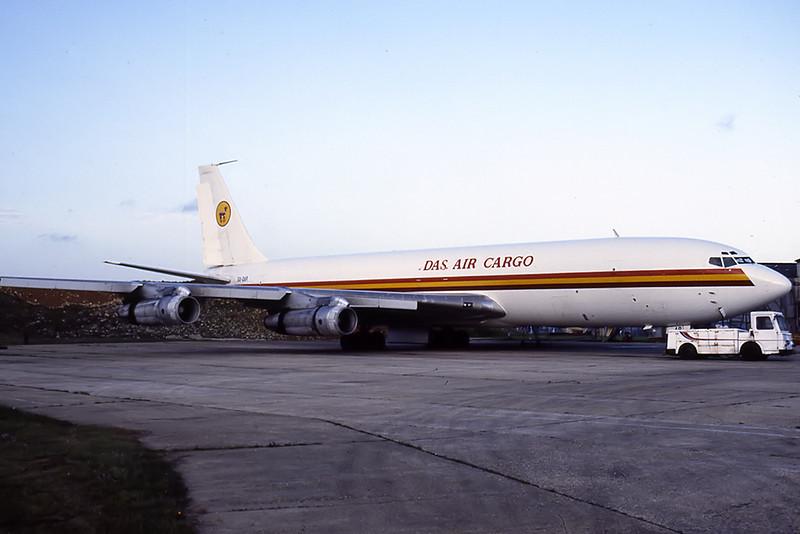 Boeing 707-321C cn 18825/386 5X-DAR DAS Air Cargo