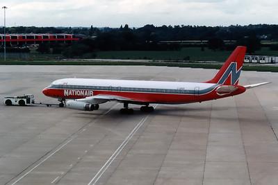 McDonnell Douglas DC8-62 cn 45925/333 C-GMXR Nationair