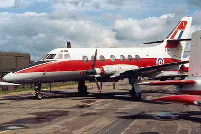 BAE Jetstream T.1 XX483
