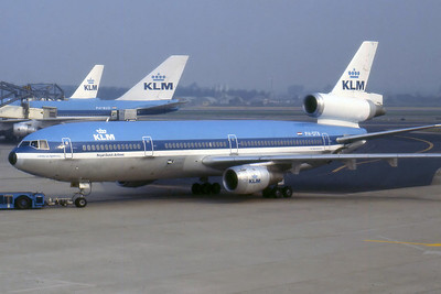 McDonnell-Douglas DC-10-30 PH-DTB cn 46551 KLM Royal Dutch Airlines