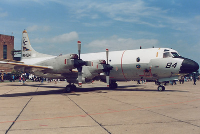 Lockheed P-3 orion 161404