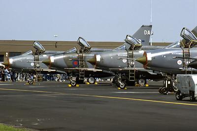 RAF Lightnings