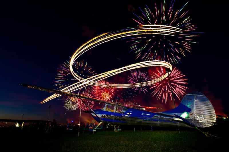 Airventure Night Show #2