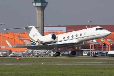 Grumman Gulfstream G-IV cn 1140 N77WL