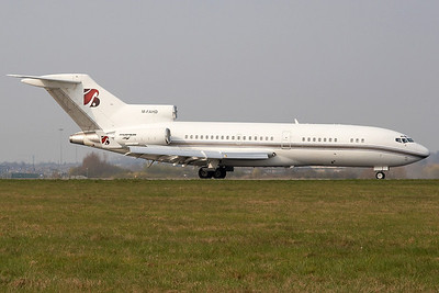 Boeing 727-76(RE) Super-27 cn 19254/298 M-FAHD
