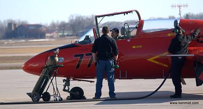 Jet Aircraft Museum March 2013 Jet Blast