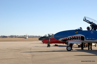 Jet Aircraft Museum - Jet Blasts