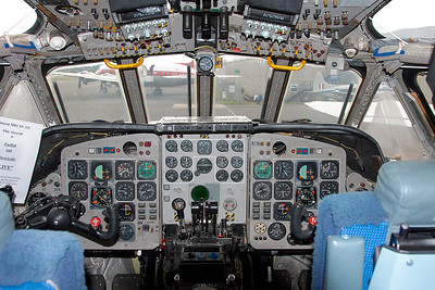 Hawker Siddeley Nimrod MR.2P  XV232