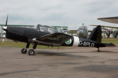de Havilland Chipmunk - Airbase Collection Coventry Airport