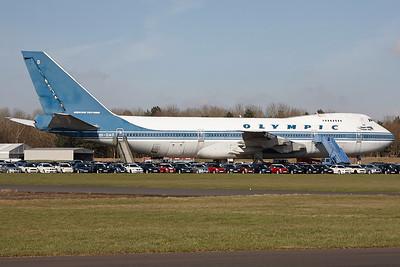 Boeing 747212B SX-OAD c/n 21684/391