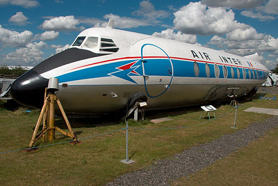 Vickers Viscount  708 F-BGNR c/n 35