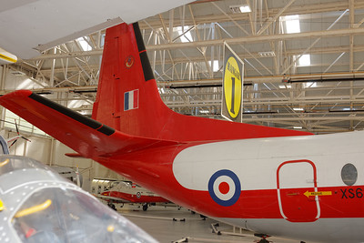 Hawker Siddely Andover E3A