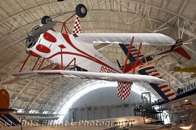 "The Bucker Jumgmeister once flown by the late, great air show pilot Beverly ""Bevo"" Howard of Charleston, SC"