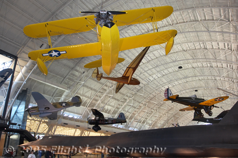 Boeing Stearman on Floats and other aircraft