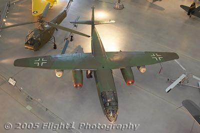 German Arado Ar 234B-2 Blitz - the first jet bomber