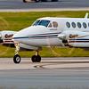 Beechcraft King Air 200 at PDK