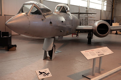 Gloster Meteor F8 (Prone)