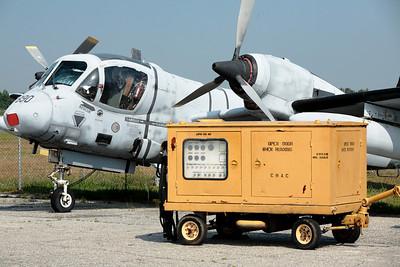 Grumman OV-1D Mohawk.