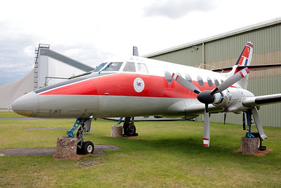 Scottish Aviation Jetstream T. 1
