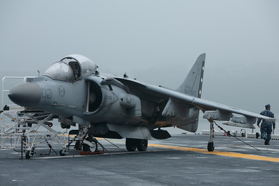 AV-8B Harrier.