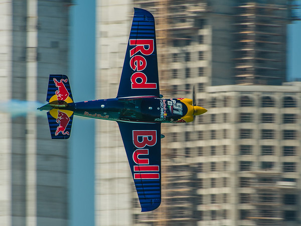 at the Red Bull Air Race season opener in Abu Dhabi, UAE on Saturday 14th February, 2015. Photo by: Stephen Hindley©