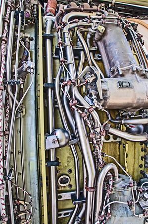 Airbus A330-200's RR Trent