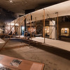 1903 Wright Flyer on display in the Smithsonian National Air and Space Museum in Washington, DC.  <br /> Photo by: Stephen Hindley