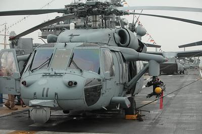 MH-60S Seahawk.